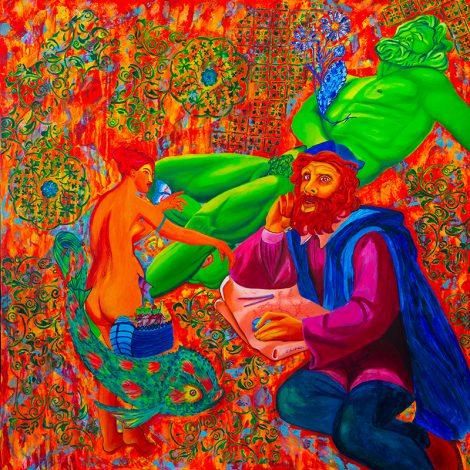 Ulisse e la leggenda di San Brendano